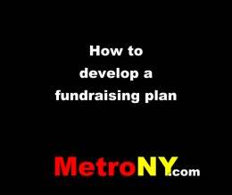 How to develop a fundraising plan