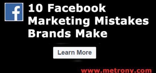 Facebook Marketing Mistakes Brands Make