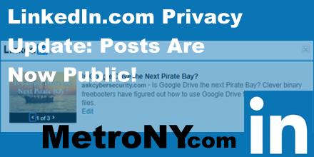 LinkedIn.com Privacy